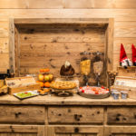 breakfast buffet alpine rooms cervinia