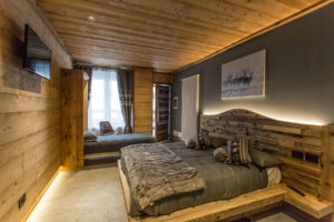 camera tripla alpine rooms cervinia