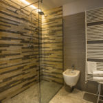 bagno camera wolf alpine rooms cervinia bed and breakfast